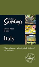 Places to stay in Italy guide book