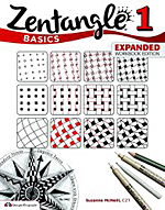 Zentangle 1 art book
